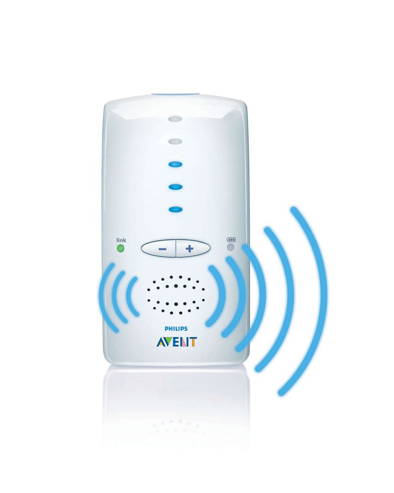 Interfon digital PHILIPS AVENT SCD510 - Shopping Kids