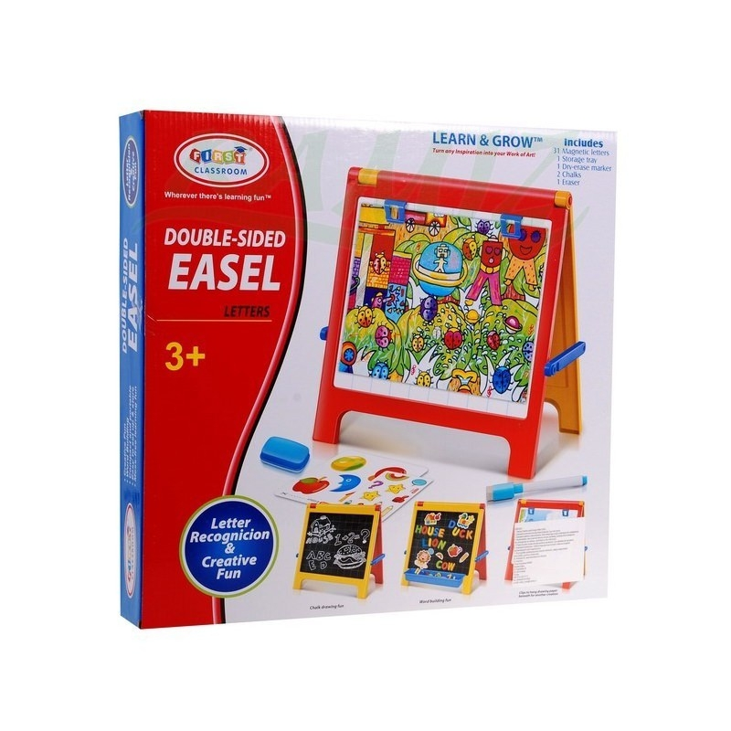 Tabla magnetica 4 in 1 - Shopping Kids